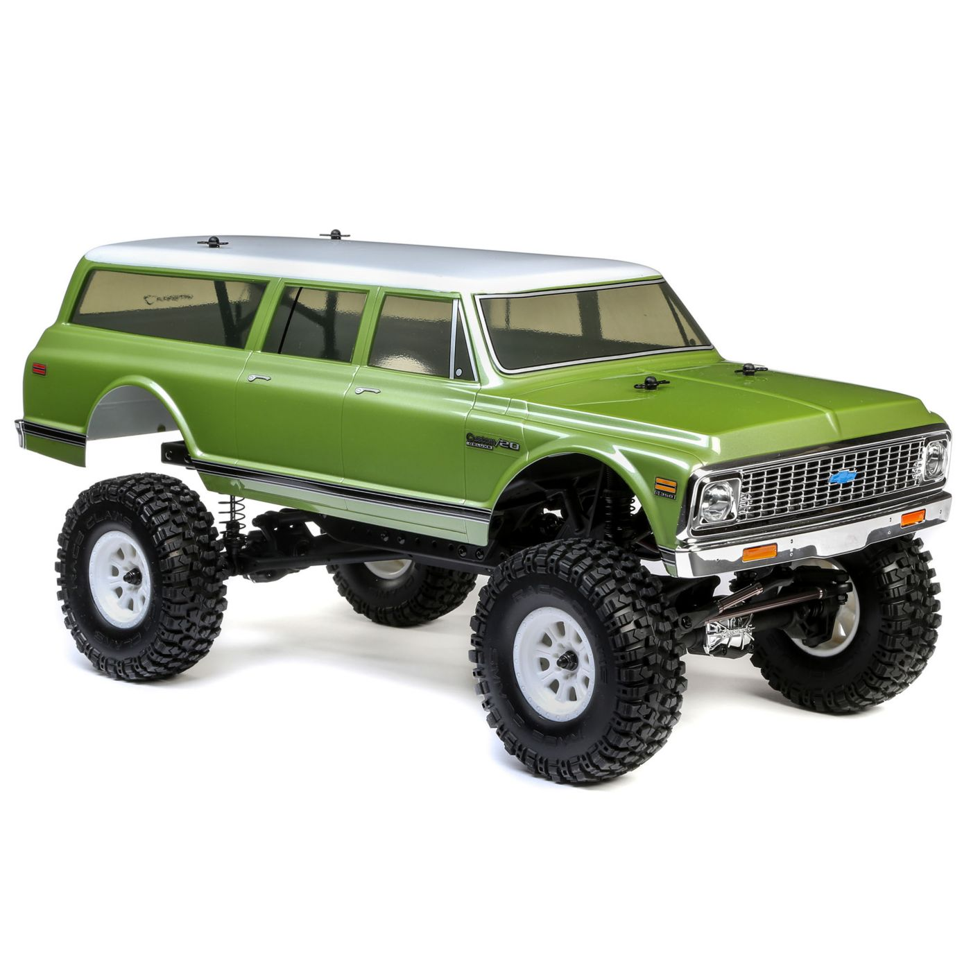 Vaterra 1972 Chevy Suburban Ascender-S: 1/10 4wd RTR ...