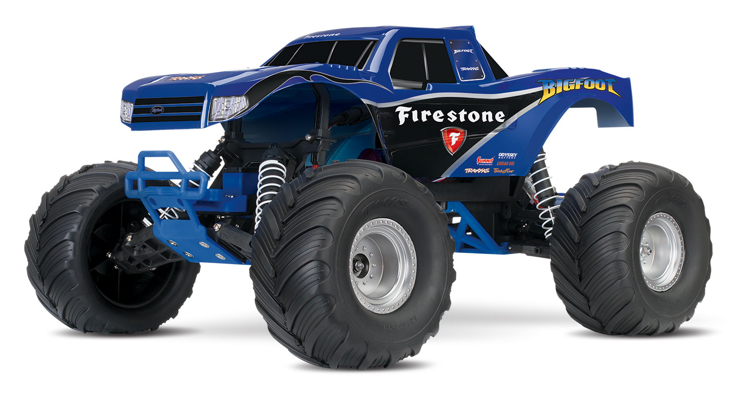 rc trucks traxxas with Traxxas Bigfoot Schaal Monster Truck Zilver Trx36084 P 7919 on 1966 Ford F 100 Clear Body St ede as well Watch as well Watch in addition Lipoguide together with 574420127442289840.