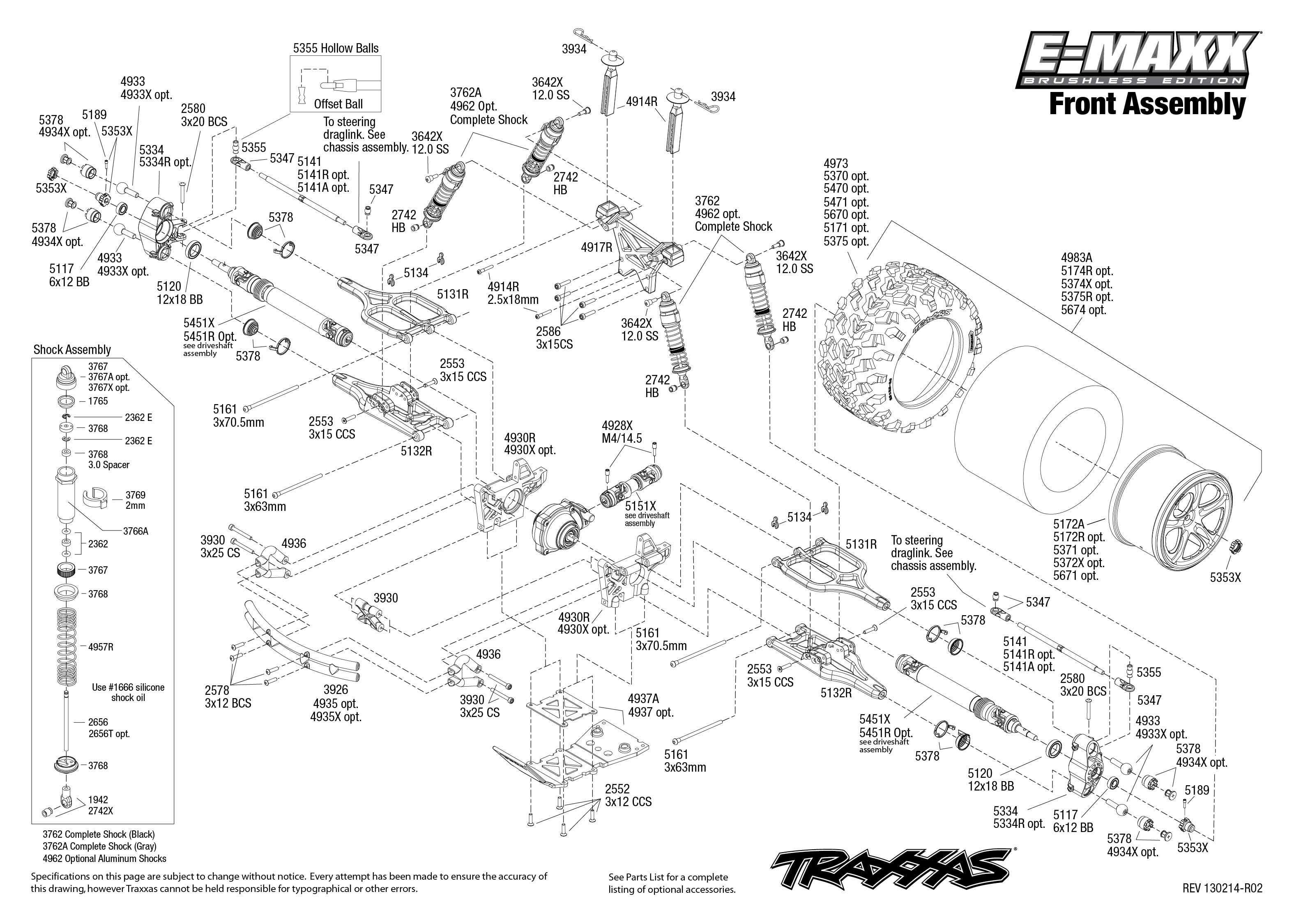 20 Traxxas Rustler Xl Parts Diagram T Maxx Superb Vehicles Stampede Vxl Achterkant 6708 Bouwtekening Voorkant E Brushless