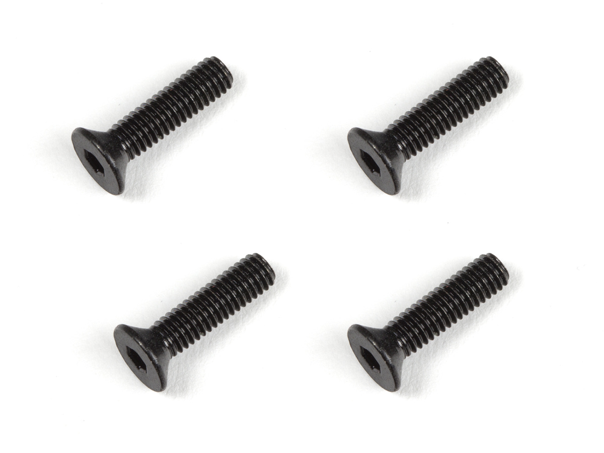 Ar722416 Flat Head Hex Machine Screw 4x16mm 4 Arac9892