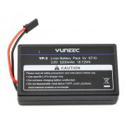 Yuneec YUNST10100 5200mAh 1-Cell / 1S 3.6V LiIon Battery: ST10