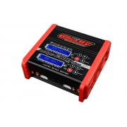 Corally Eclips 2100 Duo Charger, AC/DC, 100W, Lcd Screen Limited Edition