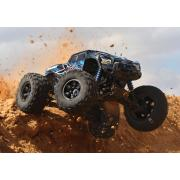 TRAXXAS X-Maxx Met 30+ volt en extreme 8s power Brushless Monstertruck TRX77086-4