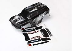 Traxxas TRX7611X Body, Teton, ProGraphix (graphics are printed,