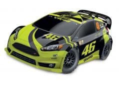 Traxxas Rally Ford Fiesta ST Electric Rally racer TQ 2.4 VR46 Valentino Rossi Edition TRX74064-1VR46
