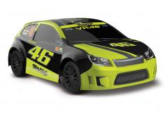 LaTrax Rally 1/18, brushed RTR VR46 Valentino Rossi edition TRX75064-1VR46