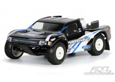 PR3344-00 Ford F-150 SVT Raptor Clear Body Slash