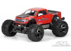 PR3348-00 Ford F-150 Raptor SVT Clear Body Stampede