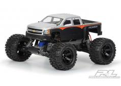 PR3357-00 Chevy Silverado 2500 HD Clear Body-Stampede