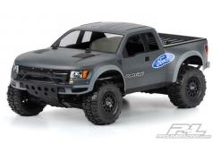PR3389-00 True Scale Ford F-150 Raptor SVT Clear Body S