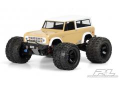 PR3393-00 1973 Ford Bronco Clear Body Traxxas