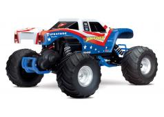 Traxxas Bigfoot, 1/10 Schaal Monster Truck Red, White, Blue Edition TRX36084-1