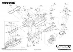 Traxxas Chassis Summit