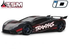 Traxxas TRX64077-3 XO-1 Brushless Supercar (nieuw model) tsm