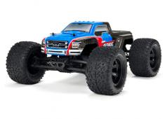 Arrma - Granite Voltage 2WD 1/10 Monster Truck RTR - 18650 Li-Ion (2x) - AC-Lader - Blauw / Zwart