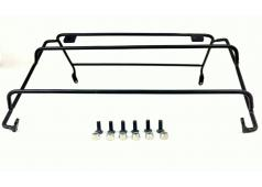 Absima Metal Roof Rack for D90/D110 2410065