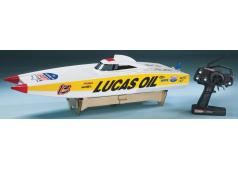 Aquacraft Lucas Oil RTR Catamaran