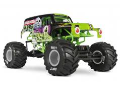 Grave Digger Monster Jam Truck 1/10th Scale Electric 4WD RTR