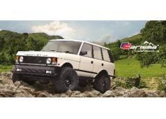 Carisma Adventure - SCA-1E Land Rover - Range Rover 1981 - Official Licensed - RTR - 1/10 Scale - WB