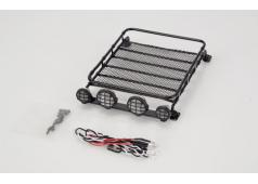 Carson 4-LED ROOF RACK (option2) C500908146
