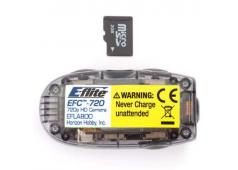 E-Flite EFLA800 EFC-720 HD Video Camera incl. 2GB microSD Card