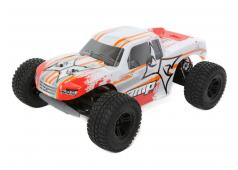 ECX AMP 2WD Monster Truck RTR 2.4GHz 1/10 Oranje - wit