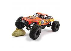 FTX Mauler 4X4 1:10 RTR Rock Crawler - Dayglow Rood