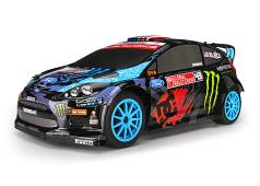 HPI WR8 3.0 with Ken Block GRC livery body RTR