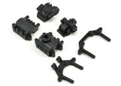 Losi Diff Covers & Shock Towers: Micro SCT, Rally,Truggy LOSB174