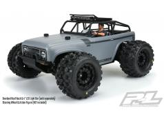 Ambush MT 4x4 with Trail Cage 1:10 4WD Monster Truck Pre-Built Roller 4WD 1:10 Monster Truck