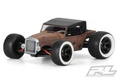 PR3396-00 Rat Rod Clear Body for 1:16 E-REVO