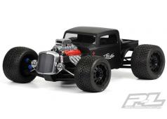 PR3410-00 Rat Rod Clear Body voor REVO 3.3, Summit en E