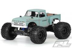 PR3412-00 1966 Ford F-100 Clear Body voor Stampede