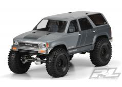 "PR3481-00 1991 Toyota 4Runner Clear Body for 12.3"" (313mm) Wheelbase Scale Crawlers"