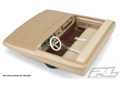 PR3495-00 Classic Interior (Clear) for most 1:10 Crawler Bodies (with trimming)