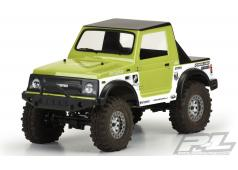 "PR3501-00 Sumo Clear Body for ECX Barrage, FTX Outback and 10"" (254mm) Wheelbase Scale Crawlers"