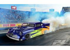 PR3523-00 Super J Pro-Mod Clear Body voor Slash 2wd Drag Car