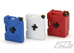 PR6311-00 Scale Modular Fuel Packs for 1:10 Crawlers and Monster Trucks