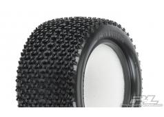 "PR8210-03 Caliber 2.2"" M4 (Super Soft) Off-Road Buggy Rear Tires"