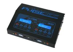 Pulsetec - Quad Charger - Ultima 400 Duo - AC 100-240V - DC 11-18V - 400W Power - 0.1-20.0A - 1-7 Li-xx - 1-18 Ni-xx - 2