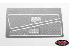 RC4WD Diamond Plate Fender Covers for Traxxas TRX-4