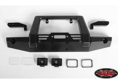 RC4WD Pawn Metal Front Bumper w/Lights for Traxxas TRX-4