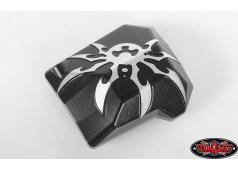 RC4WD Poison Spyder Bombshell Diff Cover voor Traxxas TRX-4