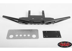 RC4WD Rook Metal Front Bumper for Traxxas TRX-4