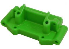 RPM73754 Green Front Bulkhead for most Traxxas 1:10 scale 2wd Ve