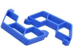RPM73865 Blue Nerf Bars for the Traxxas LCG Slash 2wd