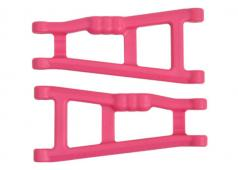 RPM80187 Traxxas Electric Stampede 2wd en Electric Rustler Rear A-arms Pink