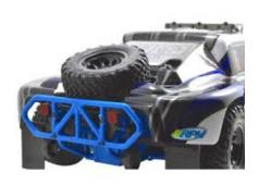 RPM73952 Spare tyre carrier for Traxxas Slash 2WD & Slash 4x4 bl