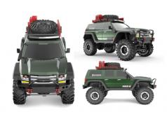 Redcat RC Crawler Gen7 Pro - Green Edition (+ 4200001EU - Energy Starter Set)