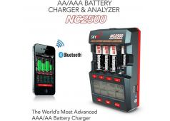 SkyRC NC2500 charger for AA/AAA batteries